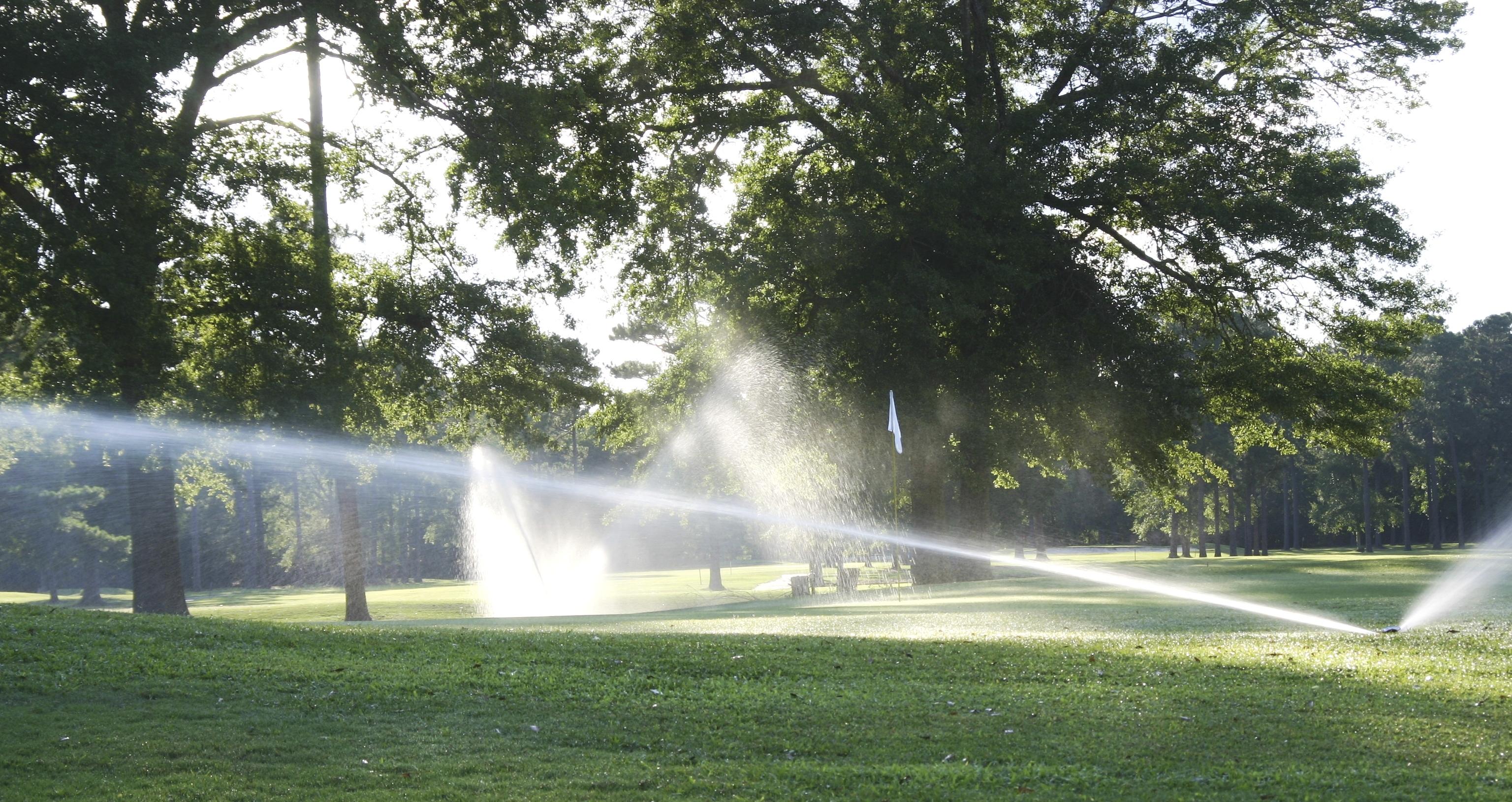 Fairway Irrigation