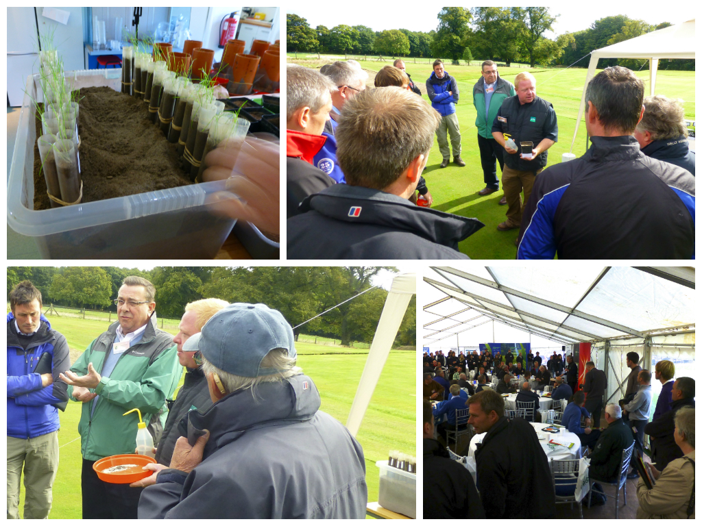 Scenes from STRI Research Day 2013