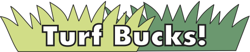 Turf Bucks Logo