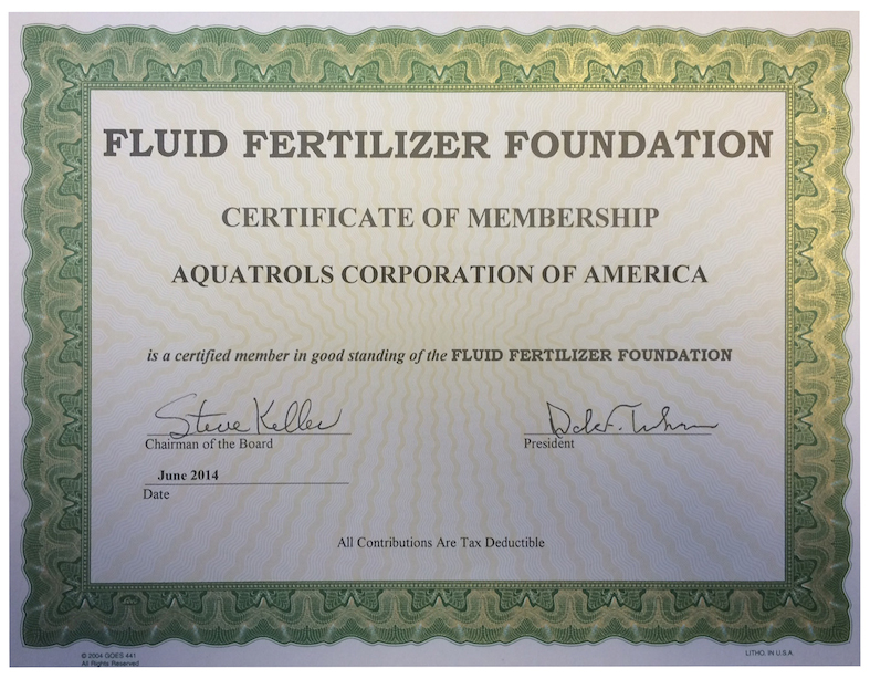 Fluid Fertilizer