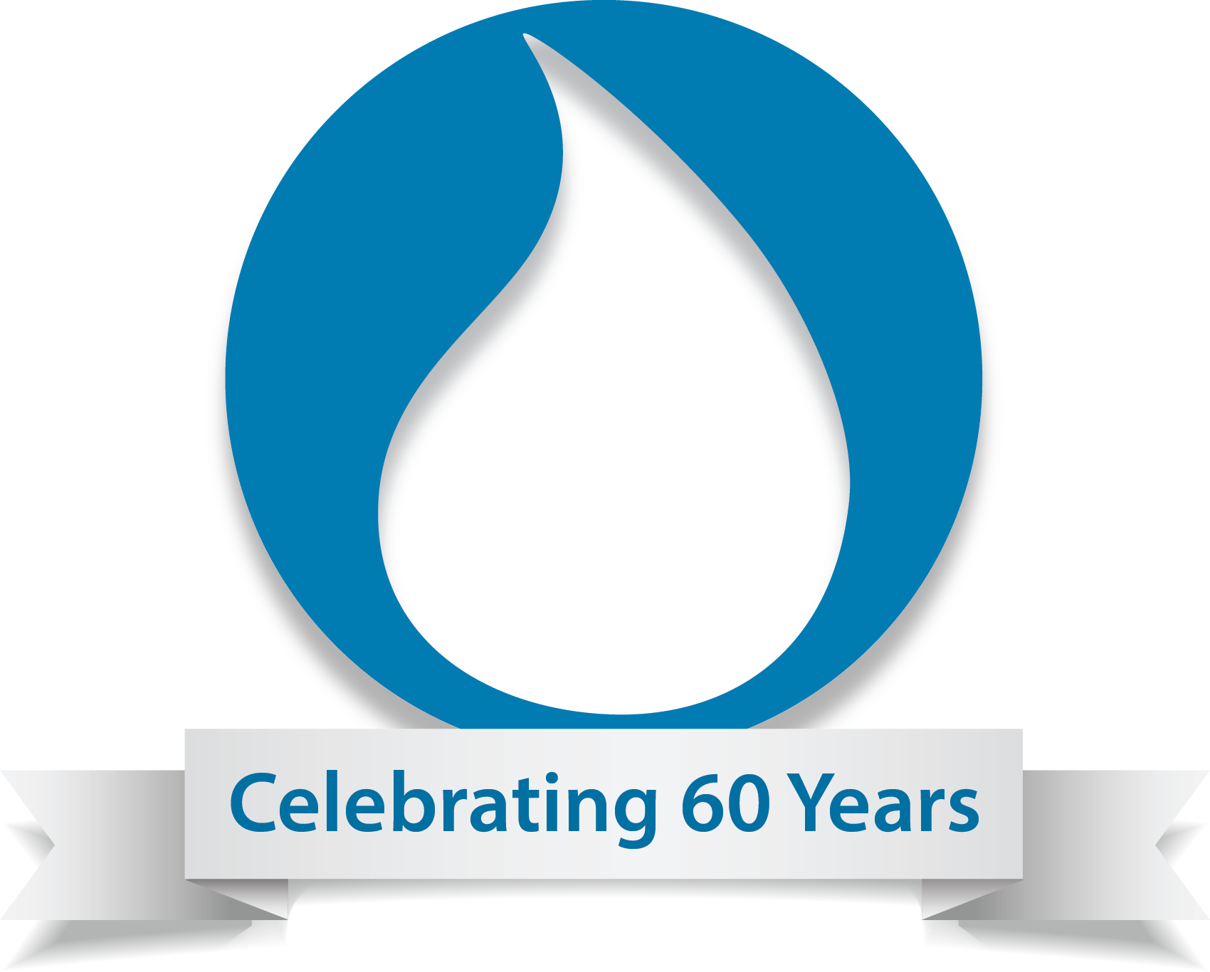 Aquatrols 60th anniv logo