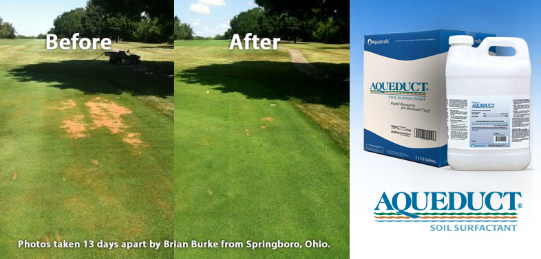 Aqueduct Soil Surfactant