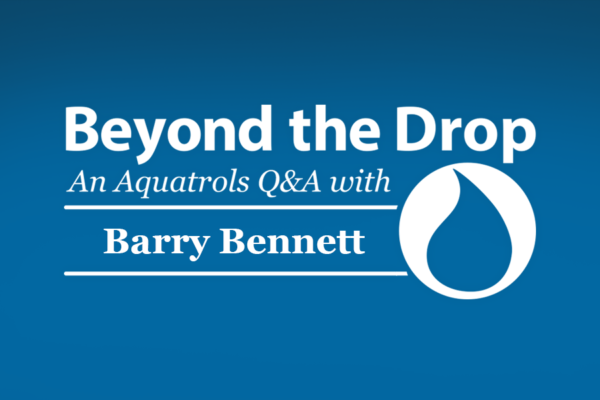 Beyond The Drop with Barry Bennett